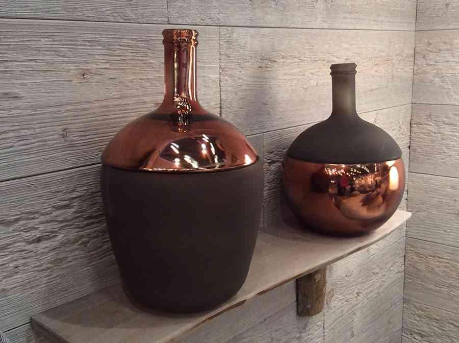 Objetos de cobre para decorar tu casa for Objetos decoracion