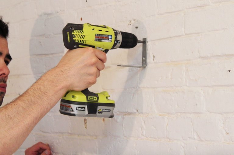 percheros originales DIY  colgar pared