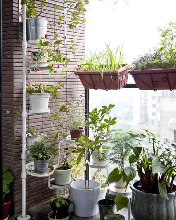 renovar tu balcon plantas ikea