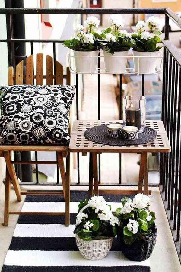 renovar tu balcon style negro