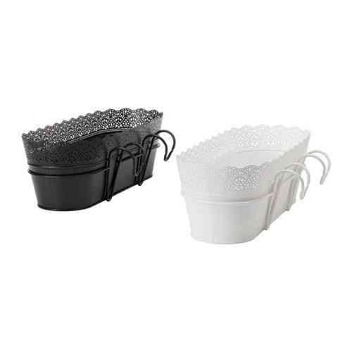 maceteros de Ikea - Macetero colgante SKURAR