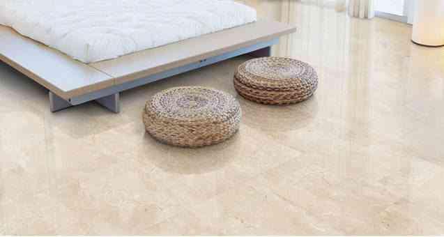 suelo de marmol levantina cama