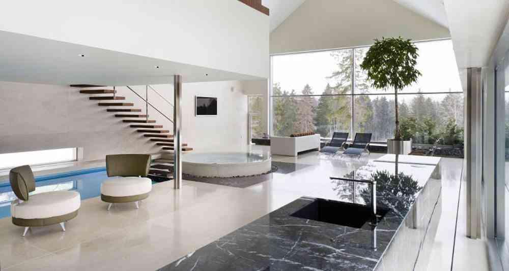 Por qu elegir un suelo de m rmol para tu casa for Con que se limpia el marmol