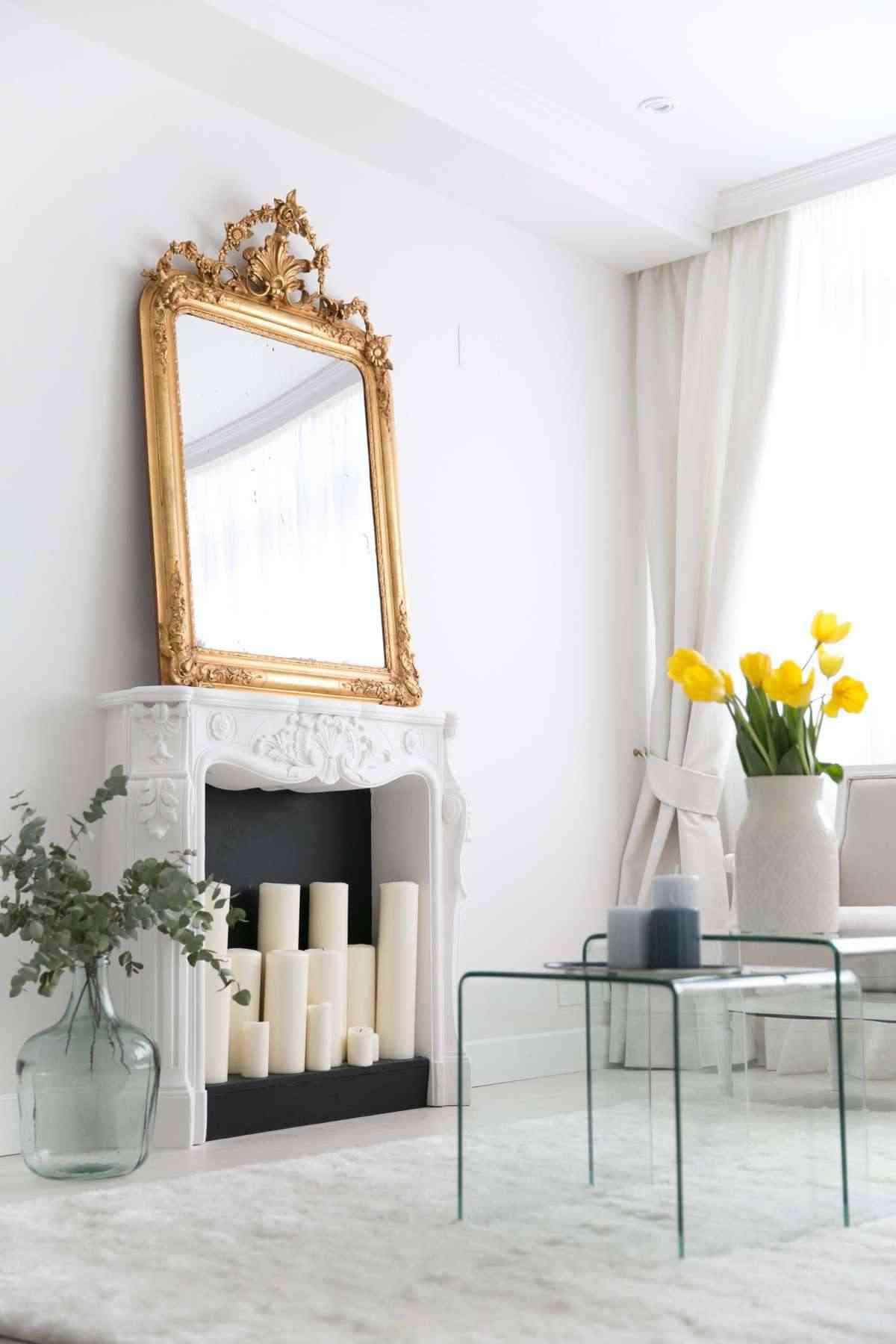 020 habitación decorada por Vintage Hunter para con dos tacones