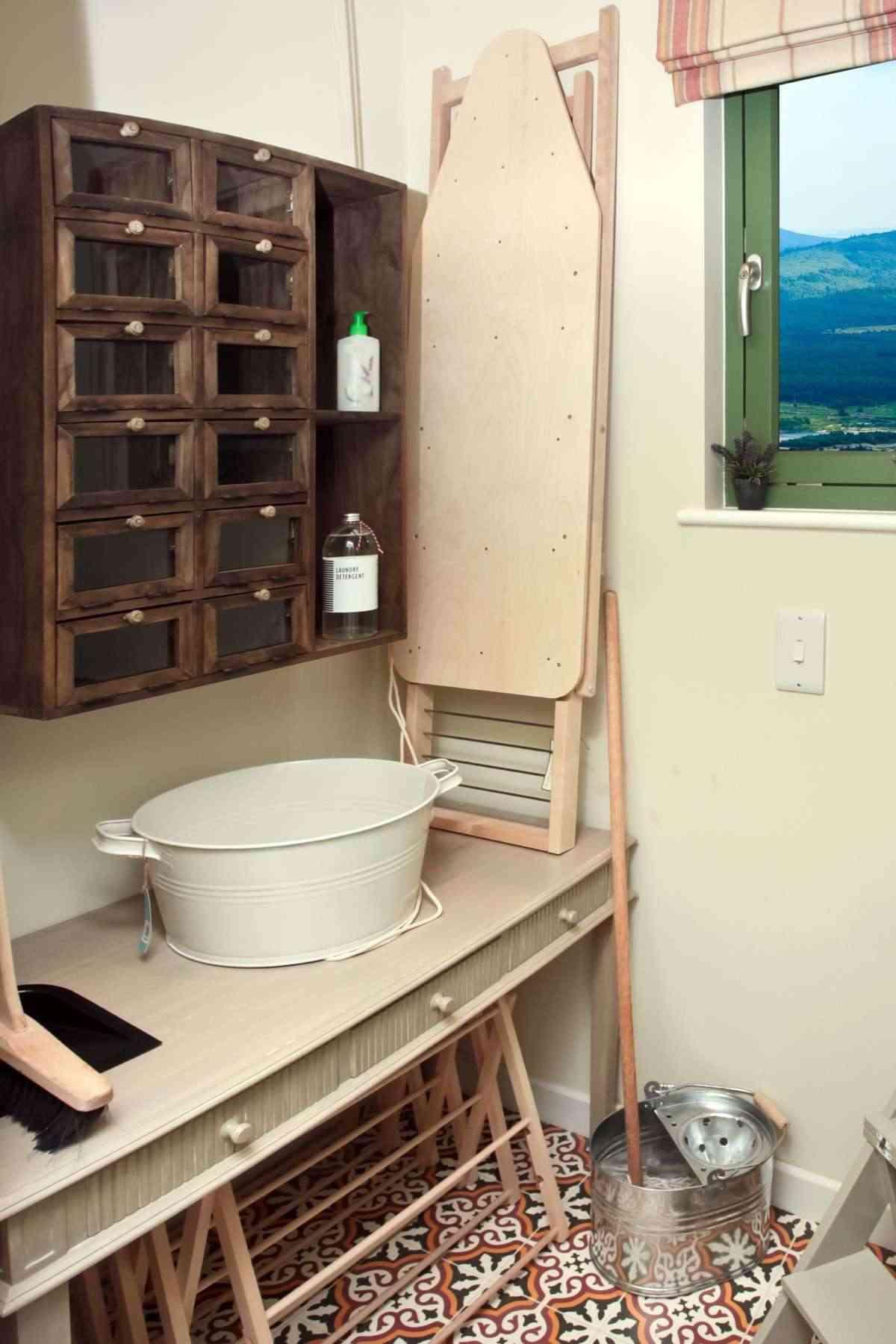 cuarto de lavado neutro