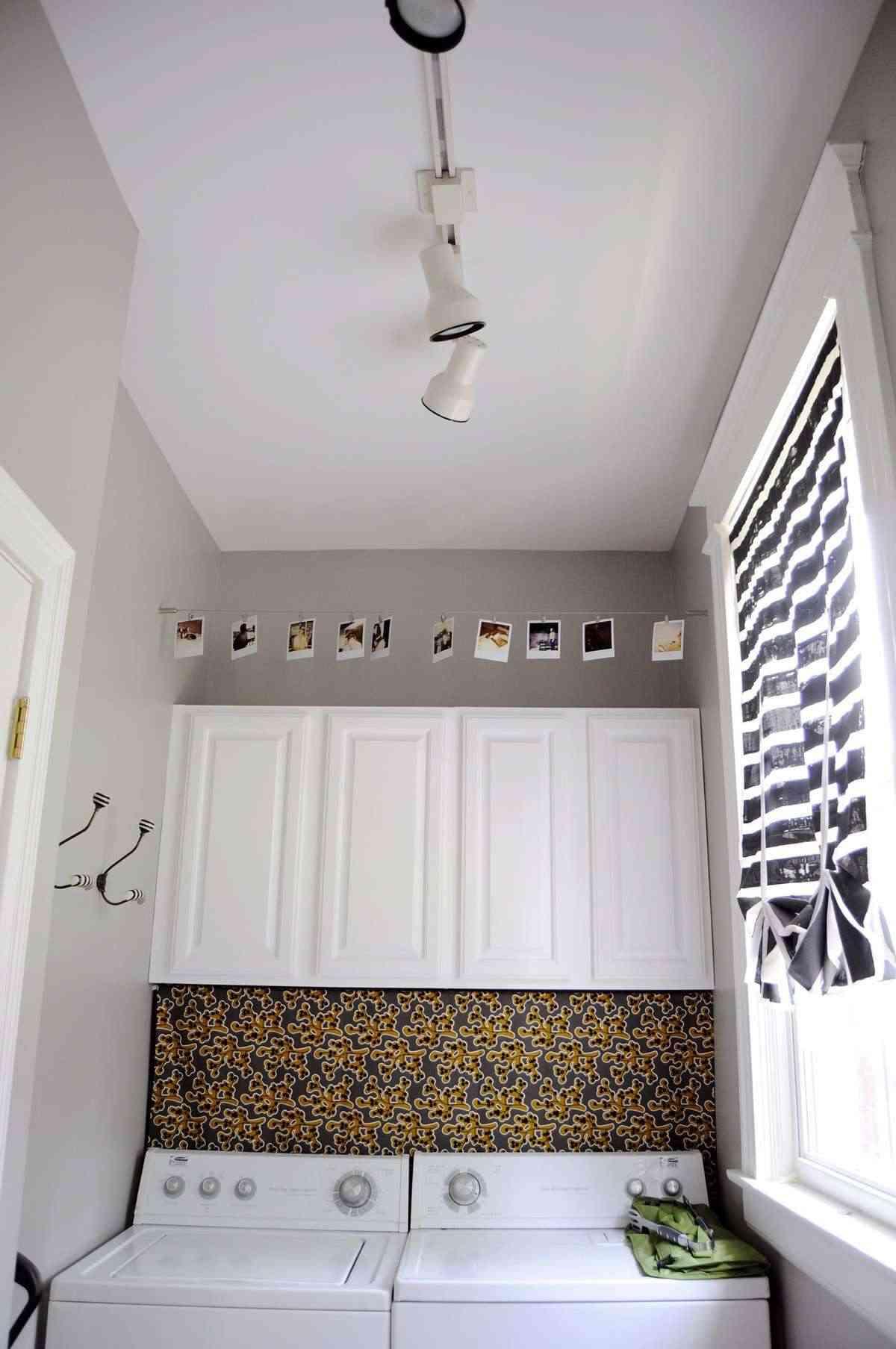 Dise os de cuartos de lavado peque os cool gals for Diseno de muebles para cuarto de lavado