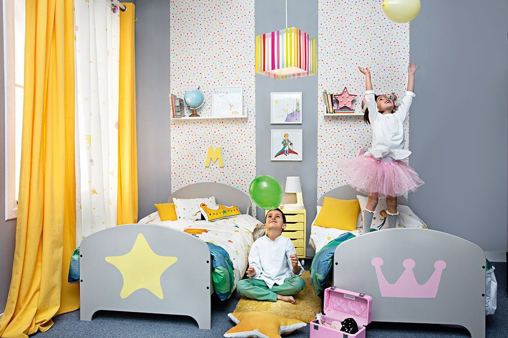 6 originales adornos para dormitorios infantiles On ideas para decorar dormitorios infantiles