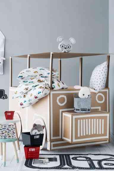 adornos para dormitorios infantiles hm carton