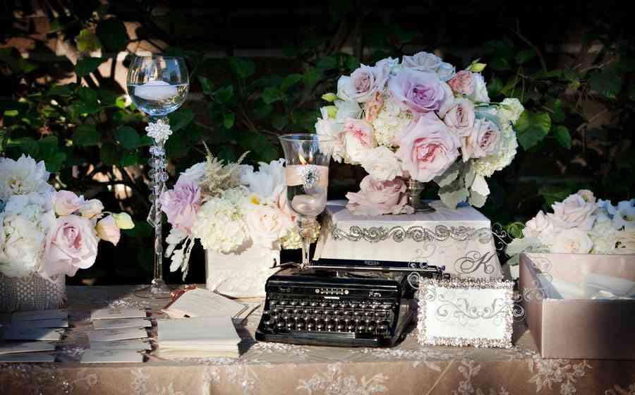decoracion de bodas vintage