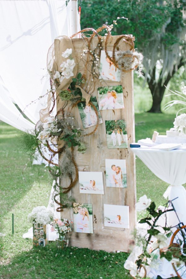 7 detalles para la decoraci n de bodas vintage for Ideas decoracion vintage