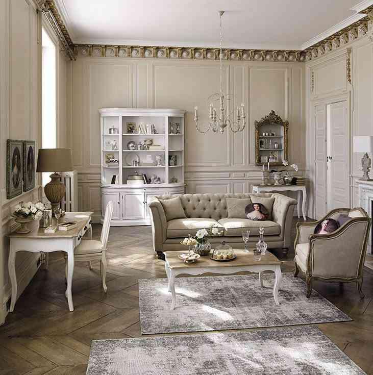 estudiar y decoracion maisons clasico - Interioristas Famosos