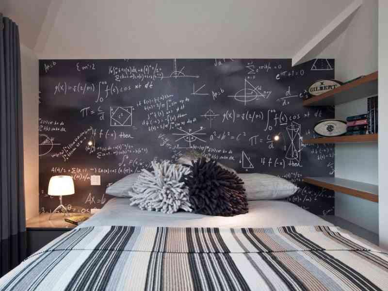 C mo pintar un dormitorio juvenil colores e ideas - Decoracion dormitorios juveniles pintura ...