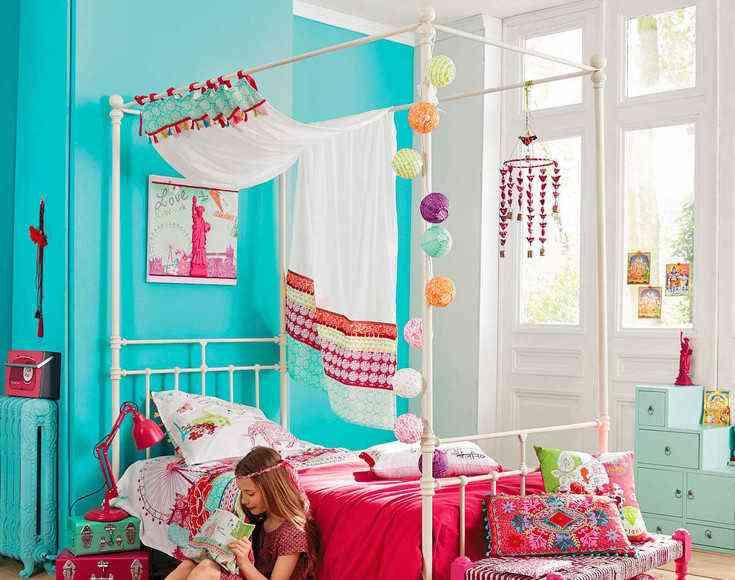 De 30 fotos de dormitorios para ni os y habitaciones - Pintar dormitorio juvenil ...
