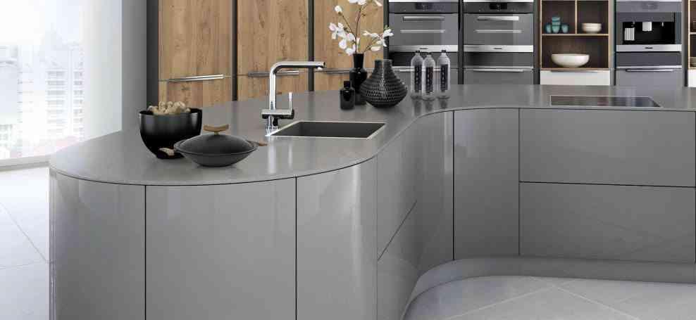 Ventajas y desventajas de una encimera de silestone para for Mejor material para encimeras de cocina