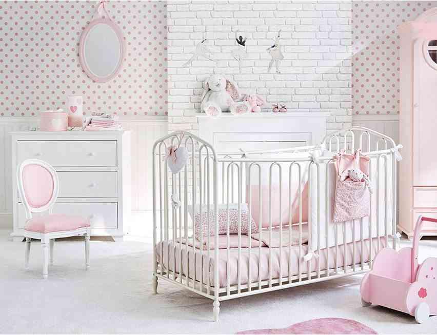 Ideas para la decoraci n de la habitaci n del beb - Decoracion habitacion del bebe ...