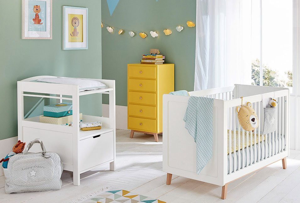 decoracion de la habitacion del bebe maisosn gaston