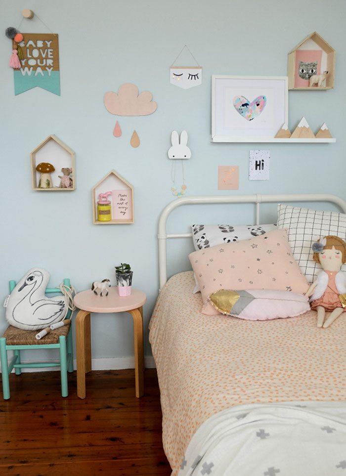 decoracion de una habitacion infantil petit and small