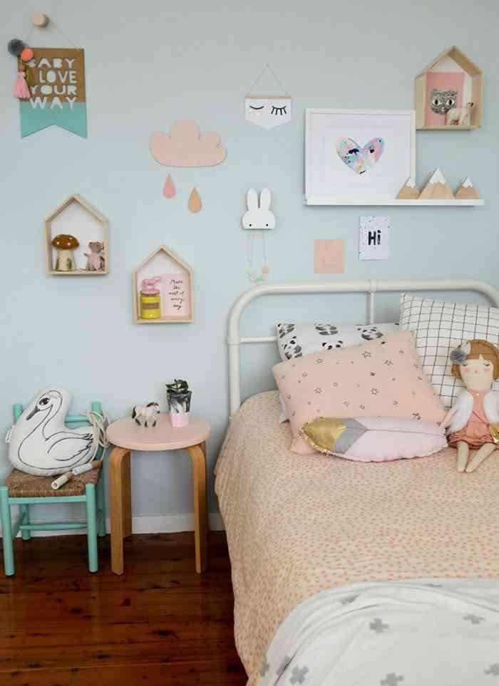 decoracion de una habitacion infantil petit and small