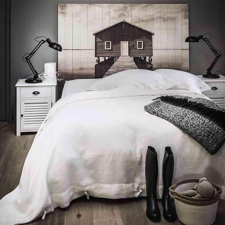 decoracion playera maison dormitorio