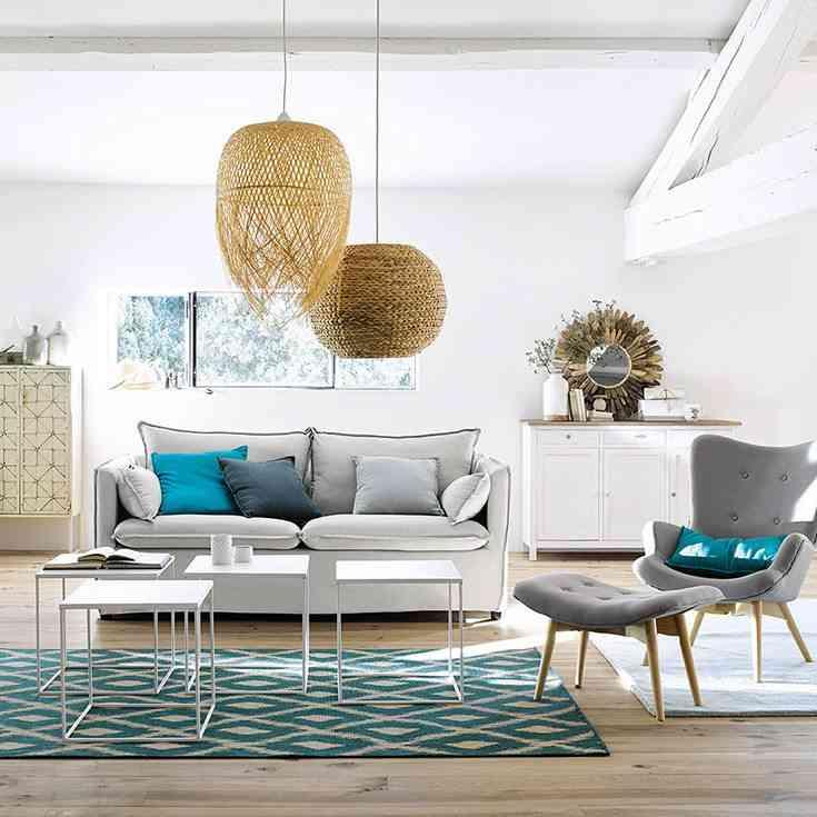 decoracion playera maisons fibras