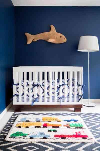 dormitorios de bebe freshome pez