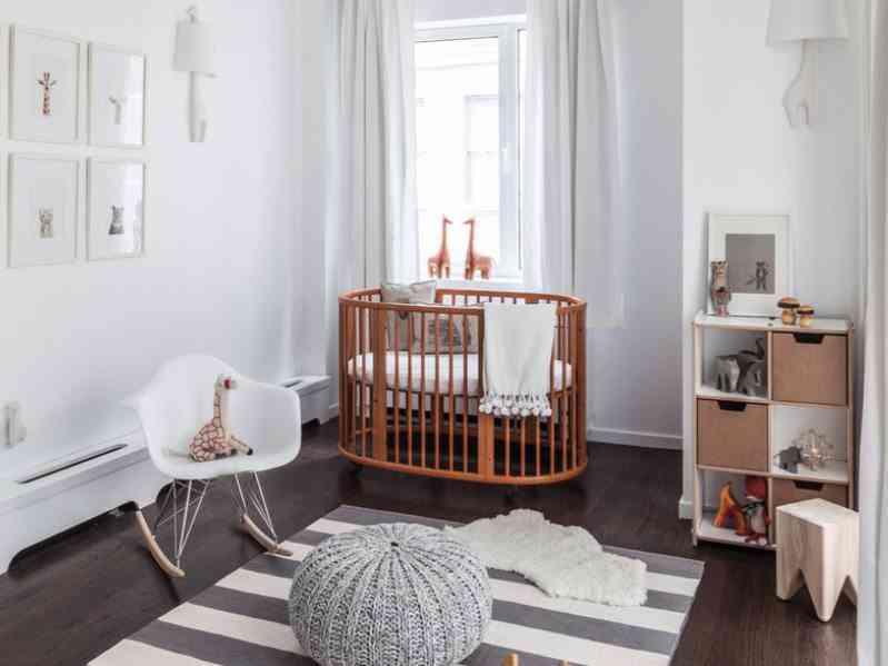 dormitorios de bebe freshome