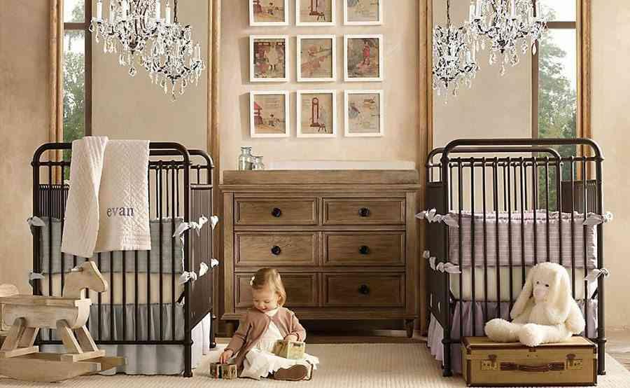 dormitorios de bebe home designing gemelos