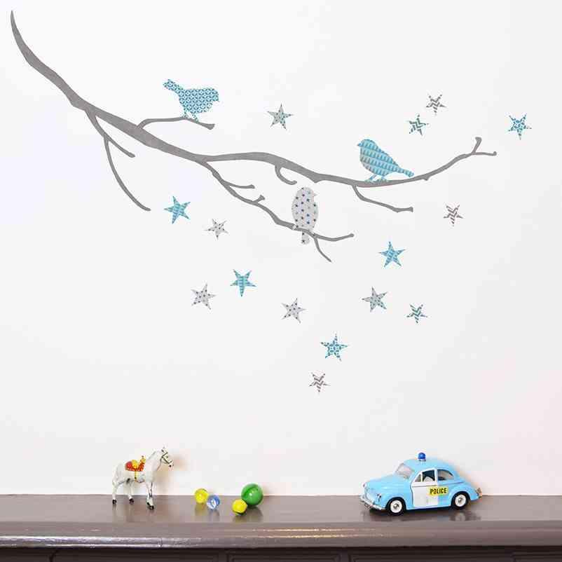 habitacion de bebe Birds kokokids