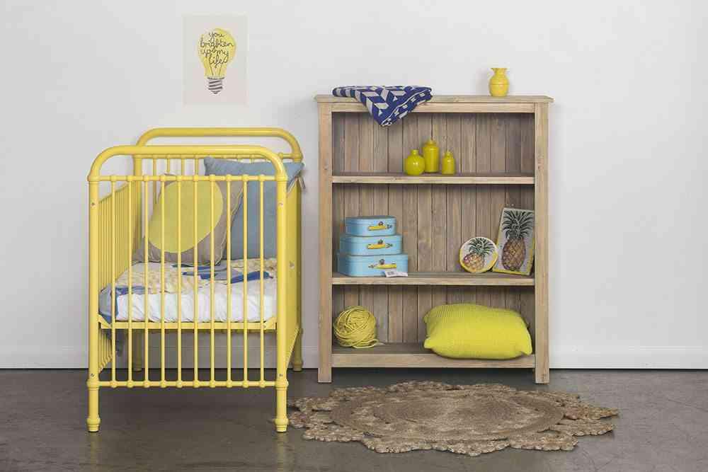 paredes de una habitación de bebé