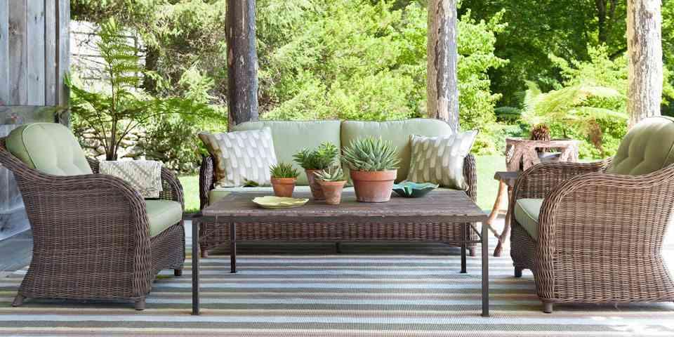 muebles de terraza teklassic