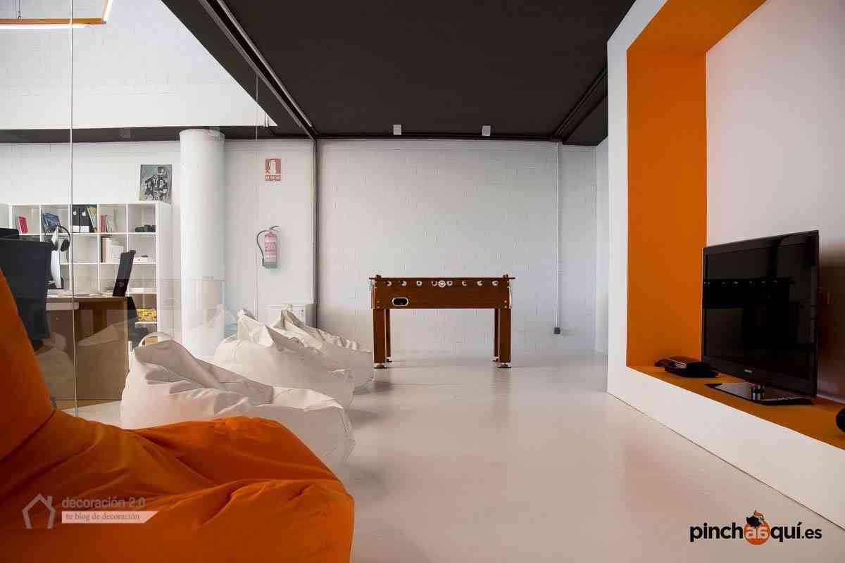 El dise o y decoraci n de oficina que estimula la creatividad - Juegos decoracion de interiores ...