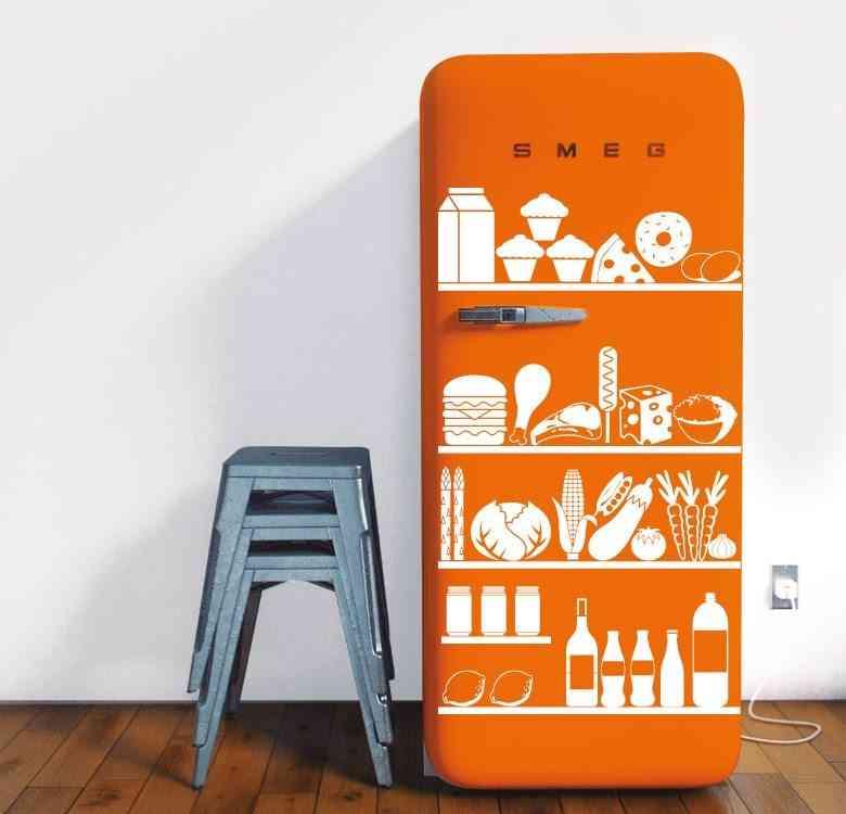 Vinilos para cocinas una idea genial para renovar la for Vinilos para azulejos de cocina