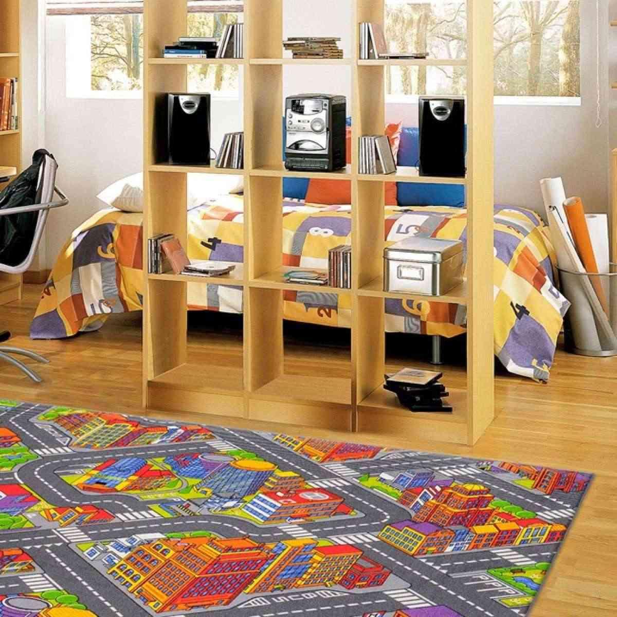 alfombras juveniles leroy merlin