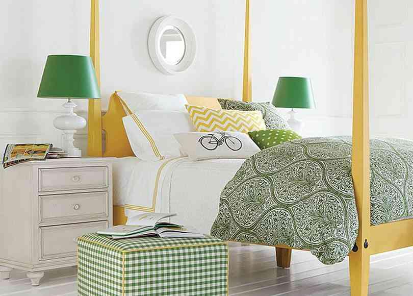 camas con dosel modernas ethan allen