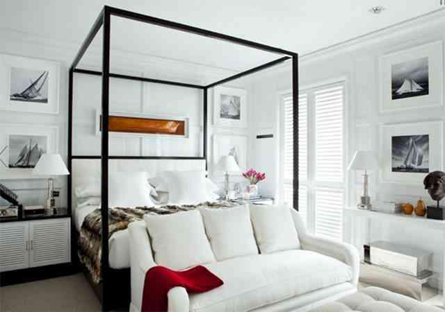 camas con dosel modernas en cualquier habitacin