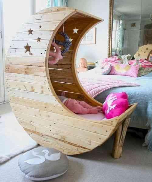 camas infantiles originales luna home dzine