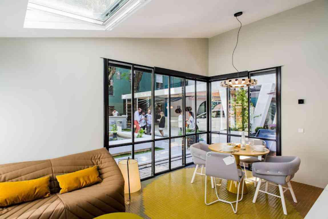 cocina exterior casa decor
