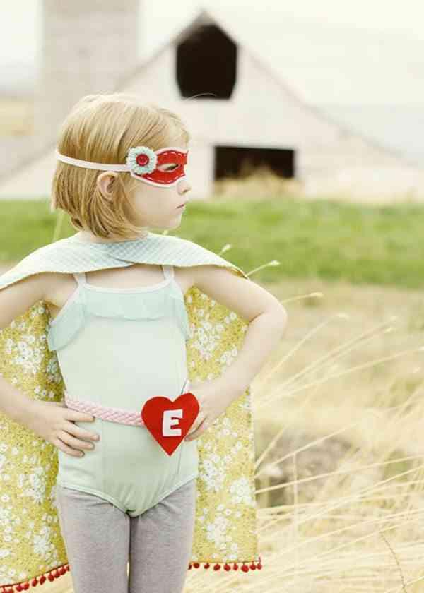 decorar cumpleanos infantiles supergirl