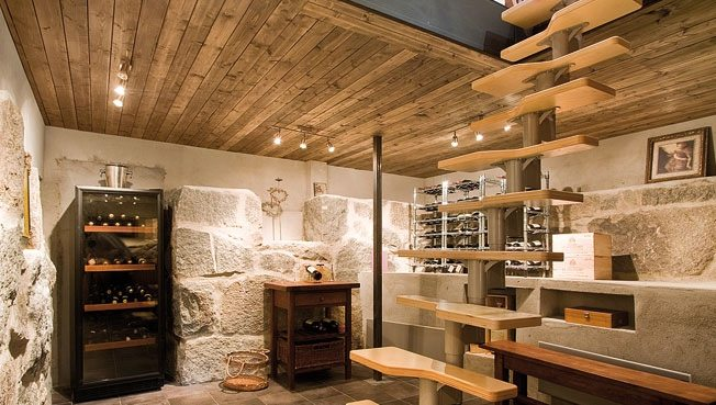 decorar un sotano bodega home