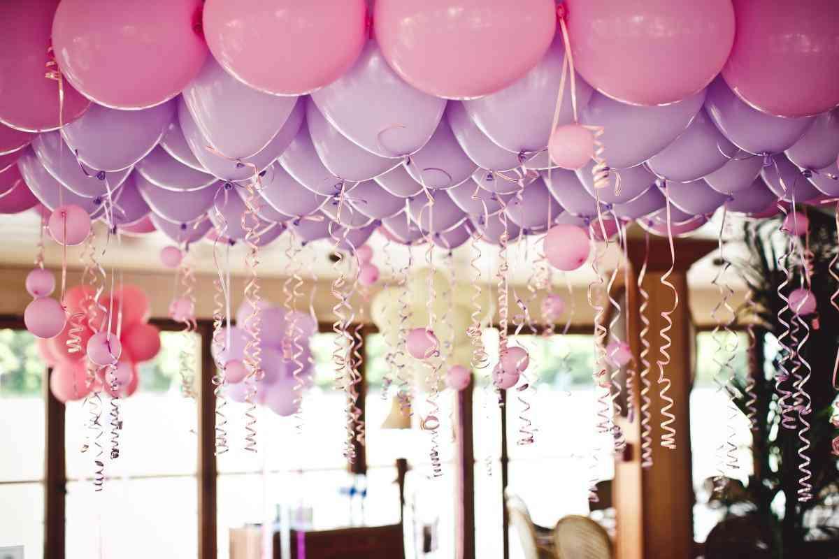 helio para fiestas - decorar con globos
