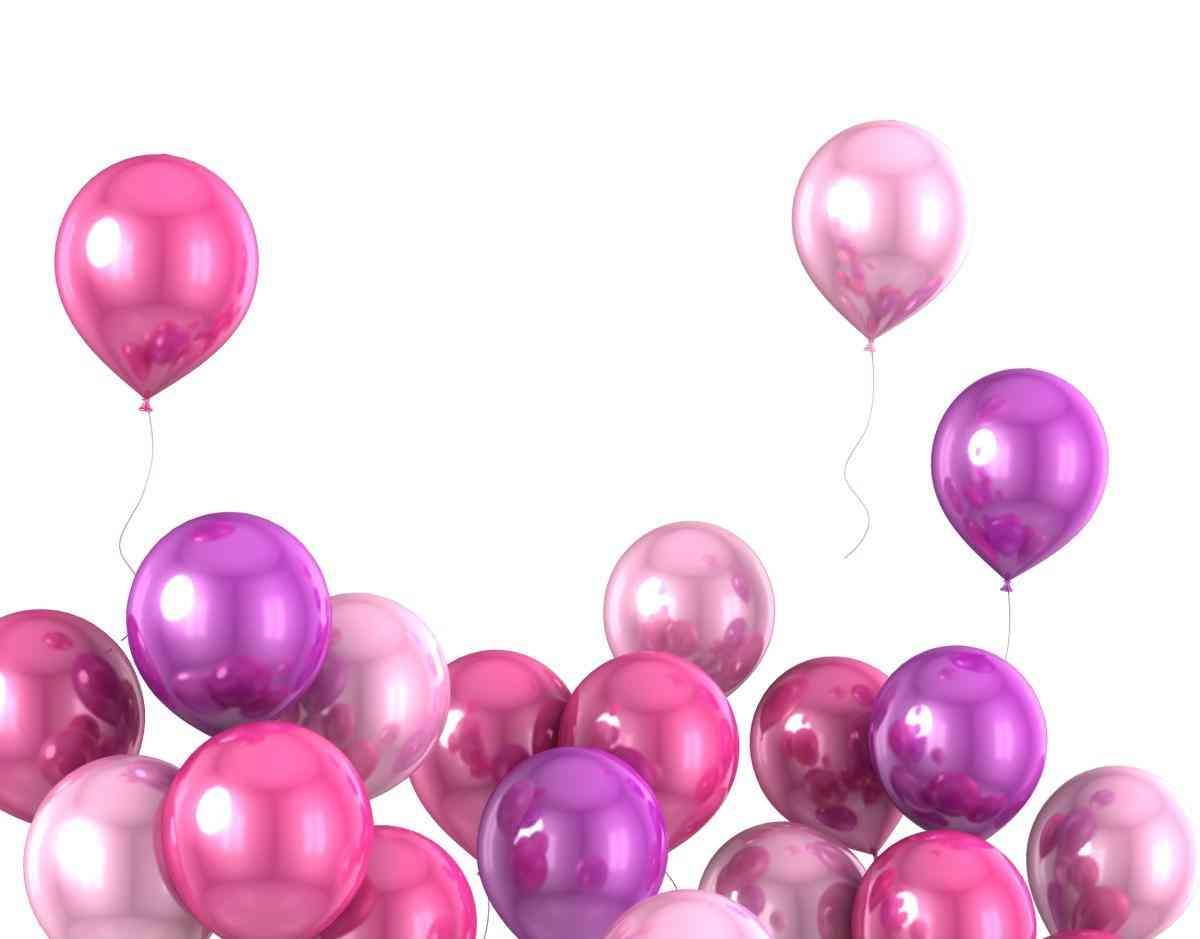 helio para fiestas - globos