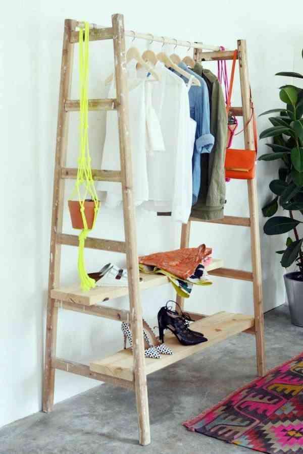 ideas para vestidores avso escaleras