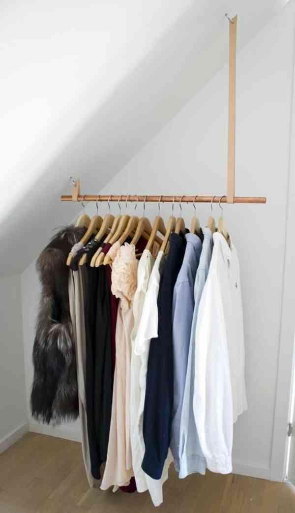 ideas para vestidores avso hueco escalera
