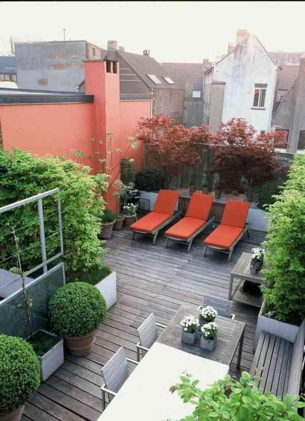 los mejores suelos de madera para la terraza y el jard n