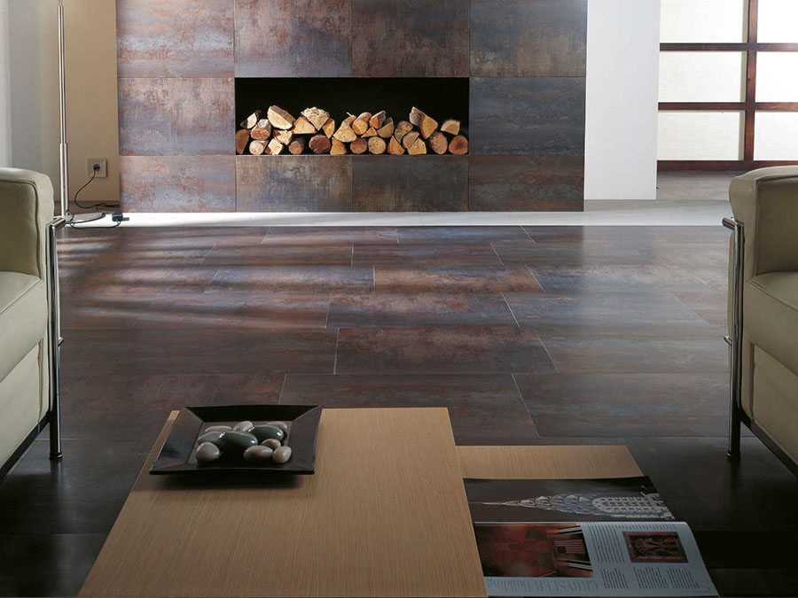 suelos modernos para casa porcelanosa porcelanico