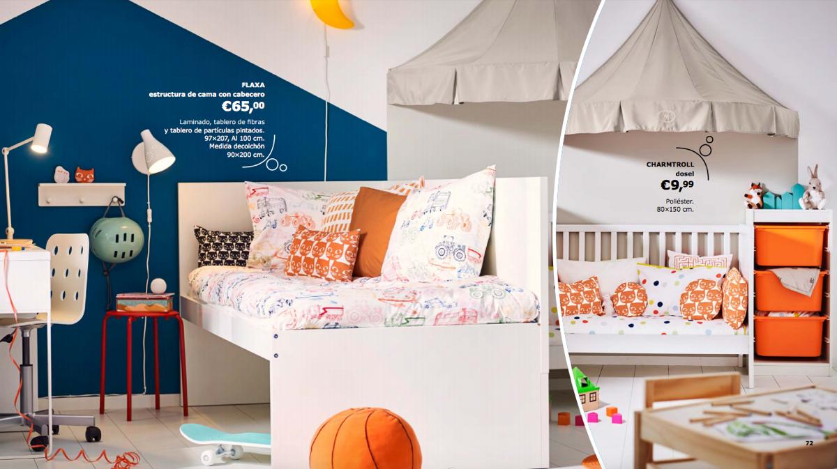 Catálogo IKEA 2017 novedades niños