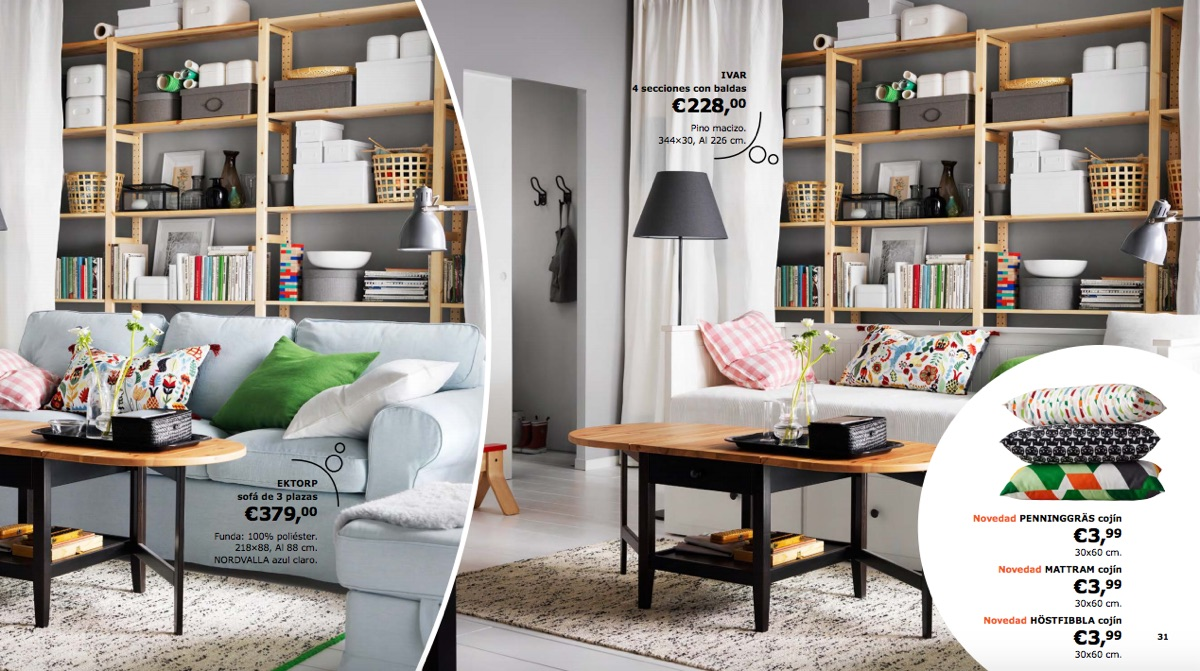 cat logo ikea 2017 ya est n aqu todas las novedades. Black Bedroom Furniture Sets. Home Design Ideas