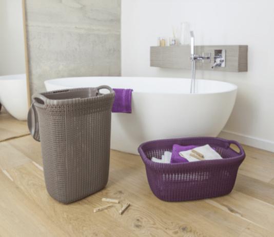 cestos de ropa sucia modernos