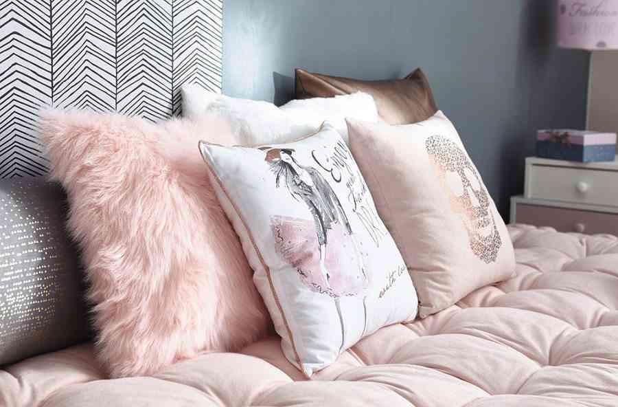 cojines infantiles-conjunto-rosa-maisons