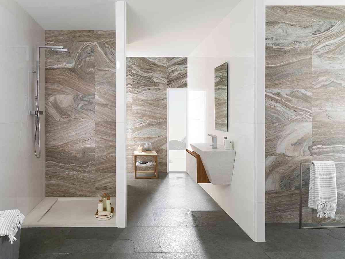 Tipos de suelo de piedra natural y consejos para su limpieza - Catalogo banos porcelanosa ...